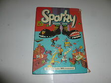 SPARKY Comic Annual - Year 1979 - UK Annual (Damaged Spine)