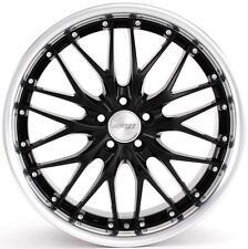 "18"" MRR Wheels Set For BMW E36 E46 323 325 330 328 Z3 Z4 Includes 4 Rims & Caps"