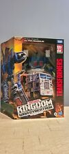 Transformers: War for Cybertron - Kingdom Leader Ultra Magnus Action Figure