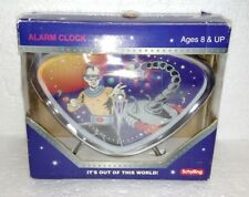 SCHYLLING SPACE CLOCK ALARM CLOCK NON WORKING GREAT DISPLAY PIECE