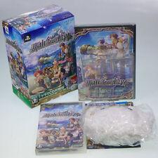 Nayuta no Kiseki Limited Edition PSP Sony Japan Import PlayStation Complete RARE