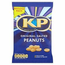 Kp Original Salted Peanuts 270g (Pack of 6)