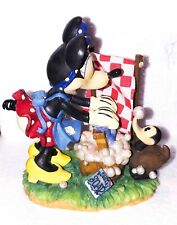 Country Life is Good Clean Living (Disney Mickey & Co. by Enesco, 205281) Minnie