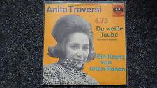 """Anita Traversi-tú blanca paloma 7"""" single"""