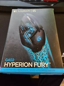 Logitech G402 Hyperion Fury Gaming Mouse - New and Unused