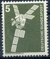 STAMP / TIMBRE ALLEMAGNE FEDERALE / GERMANY / N° 695 ** SATELLITE/ VOIR DOS