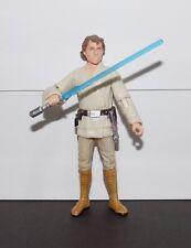 "LOOSE Star Wars 30th Anniversary 3.75"" #18 Luke Skwalker No Coin"