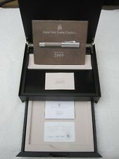 BOX GRAF VON FABER CASTELL PEN OF THE YEAR 2005 (not fountain pen)