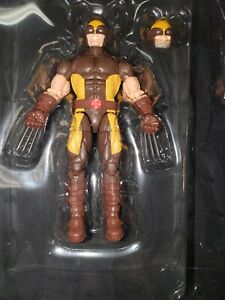"Marvel Legends X-Men House of X WOLVERINE Logan 6"" Figure BAF Tri-Sentinel wave"