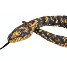 Jungle Carpet Snake Plush Soft Toy 137cm Stuffed Animal by Wild Republic