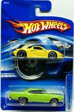 Hot Wheels 2-Pack PORSCHE CARRERA GT / '70 ROAD RUNNER
