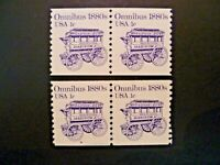 USA 1983 #1897 Transportation Issue Coil Pair/Line Pair MNH - See Description