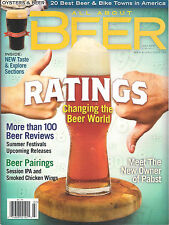 ALL ABOUT BEER July 2015 RATINGS More than 100 Reviews Summer Festivals Pabst