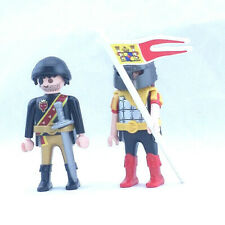 Playmobil Figures Men Medieval Castle Knights Accessories Flag Shield Pirate