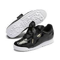 PUMA Roma Heart Patent Women's Sneakers Women Shoe Sport Classics