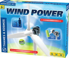 Wind Power Science Experiment Kit Version (V3.0) Wind Turbine Renewable Energy