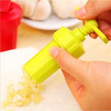 Picador de ajo ajos cebolla cortador pigmentos para cocinar varios colores