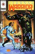 ETERNAL  WARRIOR   { Valiant  -  Dec  1993}   ##17  ##18  ##19  MASTER  DARQUE