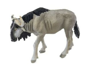 Safari Ltd Blue Wildebeest Wild Safari Wildlife Figure Collectable SAF222829