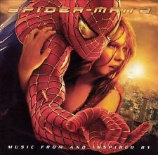 Spider-Man 2 [Original Soundtrack] by Danny Elfman (CD-2004, Sony) NEW SEALED!