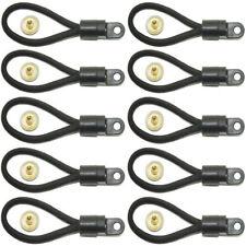 Strong Marine Products - Bungee Loops - 80mm - 10 Pack - Bunji Tonneau Ute Loop