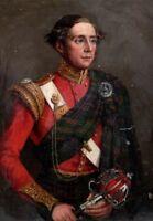 """stunning oil painting 100% handpainted on canvas """"Robert Ferguson (1802–1868)"""""""