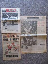 HUGE INTERNATIONAL HOCKEY COLLECTION.  1972 Summit Series, Canada Cups, etc.