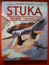 """STUKA ANGRIFF:STURZFLUG"".HELMUT MAHLKE.JUNKERS Ju-87.LUFTWAFFE.HANS LISKA"