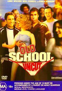106🆕sealed-Old School (Uncut) - DVD Region 4