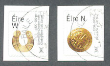 Ireland-History of Ireland in 100 objects- fine used cto 2017(pair)