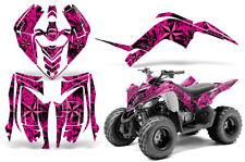 ATV Graphics kit Sticker Decal for Yamaha Raptor 90 2009-2015 Northstar Pink