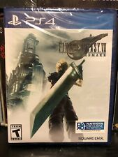 Final Fantasy VII: Remake (PlayStation 4, 2020) SEALED!!!