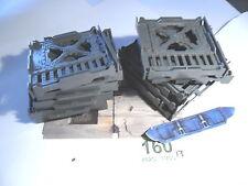 Warhammer 40k Necromunda Fanatic Specialist rare plastic bulkheads Lot 160