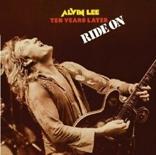 ALVIN LEE & TEN YEARS LATER - RIDE ON  CD  CLASSIC ROCK & POP  NEU