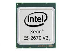 Intel Xeon E5-2670v2 , SR1A7