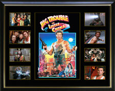 Big Trouble In Little China Limited Edition Framed Memorabilia