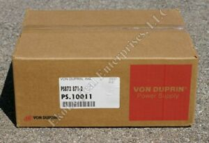 Von Duprin PS873 Power Supply + 871-2 Two Zone Circuit Board for EL Exit Devices