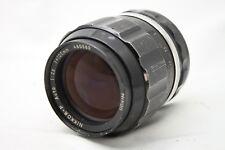 Nikon Nikkor-P Auto 1:2.5 105mm Lens *As Is* #C018a