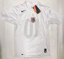 Nike Sport Club Corinthians Paulista Soccer Jersey Ronaldo #10 BNWT Small Brazil