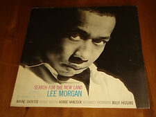 BLUE NOTE LP 84169 LEE MORGAN Search For The New Land ORIG NEW YORK USA NM
