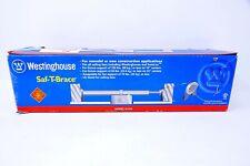 Westinghouse Lighting 0110000 Saf-T-Brace for Ceiling Fans, 3 Teeth
