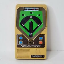 New ListingVintage Mattel Electronics Baseball Sports Handheld Game 1978 Tested and Working