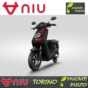 NIU MQI + SPORT scooter elettrico Bosch 2020 2 posti due persone m+ ECOBONUS