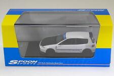 Hi-Story 1/43 SPOON Honda Civic SiR-2 EG6 Frost White #HS140 WH