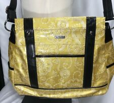 Miche Prima Shell Allie NIP gorgeous sunflowers in yellow With Adjustable Strap