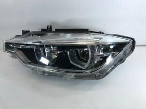 2016 - 2018 BMW 3 Series 328i 325i 320i Sedan Headlight Left LH LED OEM All-Tab