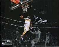 """Zion Williamson New Orleans Pelicans Autographed 11"""" x 14"""" Spotlight Photograph"""
