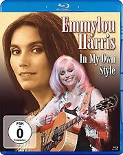 Emmylou Harris - In My Own Style   ( Blu.ray ) Neu & OVP