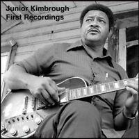 JUNIOR KIMBROUGH - First Recordings [CD]