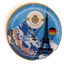 WARSTEINER BALLON Pin / Pins - 55th COUPE AER. GORDON BENNETT 2011
